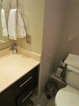 Travel Place Departamentos: Mais uma do banheiro (bem fofinho)