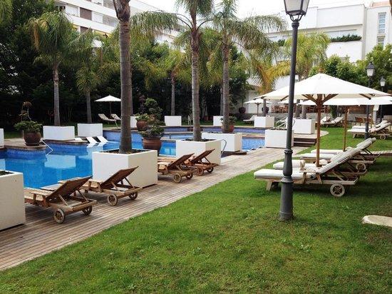 Alva Park Costa Brava: Piscina exterior