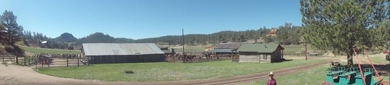 Tarryall River Ranch: Just a small part of the beautiful ranch