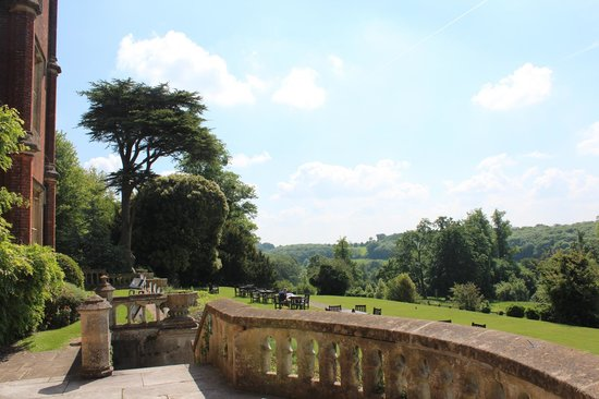 De Vere Latimer Estate: view from hotel grounds