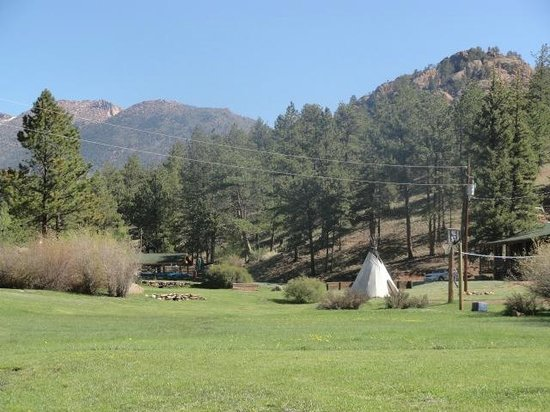 Tarryall River Ranch: Another beautiful part of the ranch