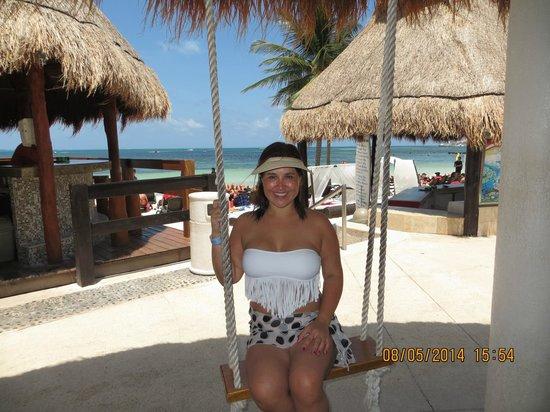 Temptation Cancun Resort: En el Bar Diego's