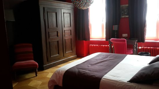 Le Kleber Hotel : Great room -201