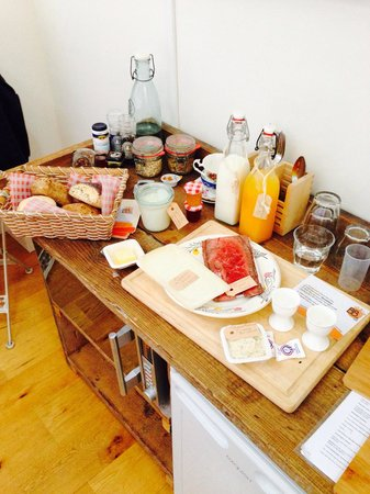 BB by Servio: Super brunch