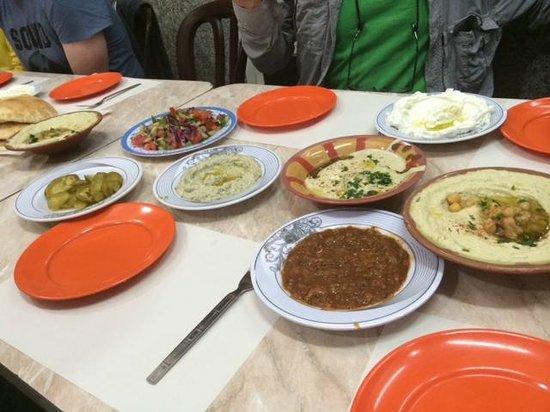 Abu Shukri : The spread