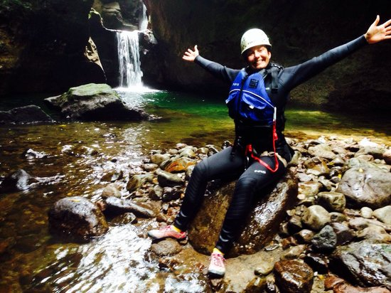 Extreme Dominica Canyoning & Adventure Tours: yessss we've got it