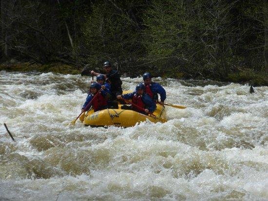 Aspen Whitewater Rafting: AWR