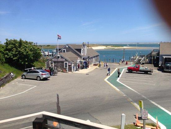 Chatham Pier Fish Market : The fish market