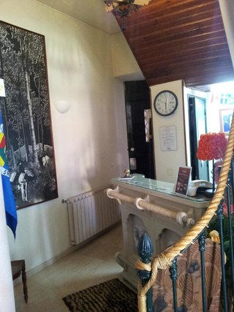 Hotel Nova Sintra: Réception