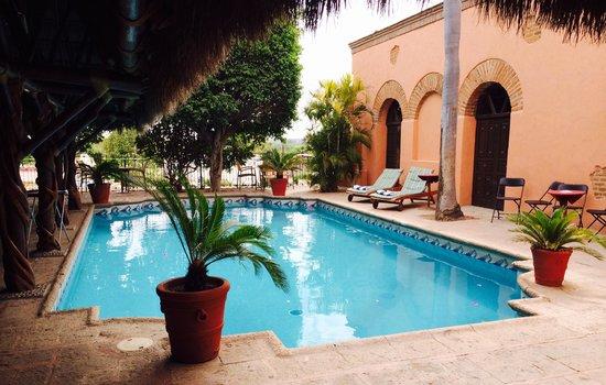 Hotel Posada del Hidalgo: Piscina