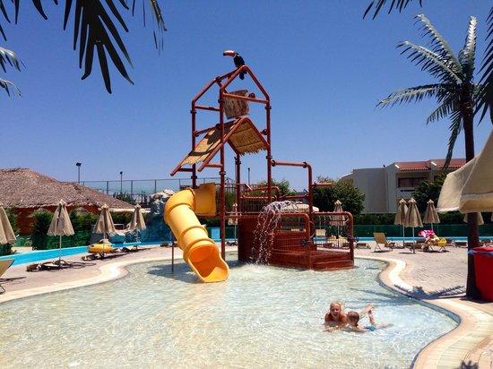 Holiday Village Rhodes: Kids corner
