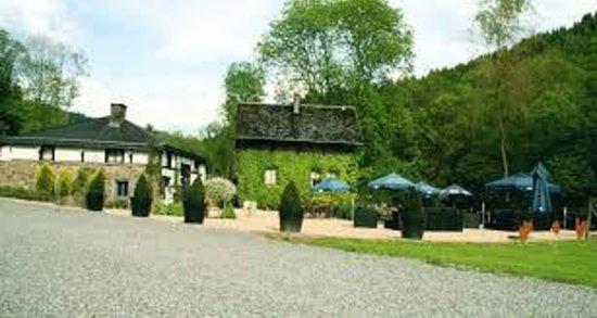 Stoumont, Bélgica: Restaurant Zabonprés
