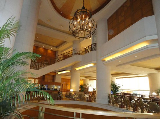 Hilton Tokyo Odaiba: Lobby