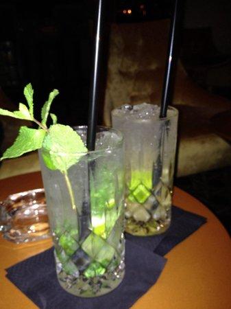 TheLiberate Bar : Mojito & Caipirinha