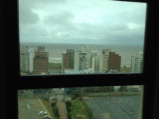 Sheraton Montevideo Hotel : Vista desde el cuarto