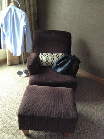 Sheraton Montevideo Hotel : Sillon de lectura en cuarto