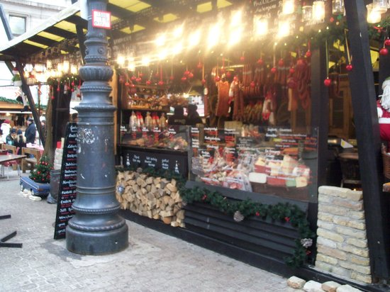 Mercure Budapest City Center: Market