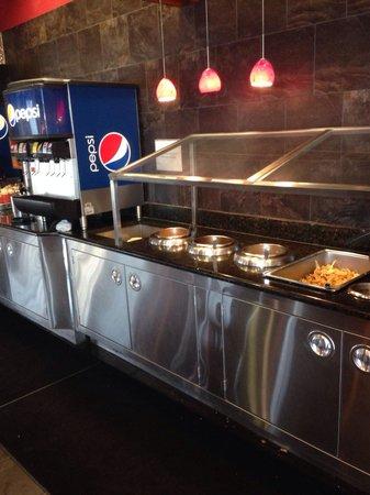 Soup Bar Picture Of Wok Inn San Antonio Tripadvisor