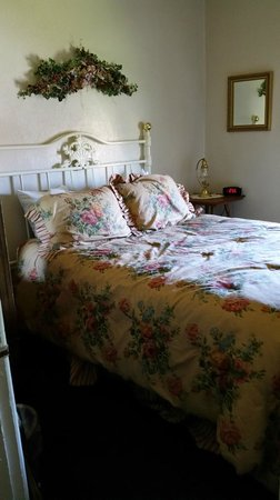 Bishop Victorian Hotel: Bedroom