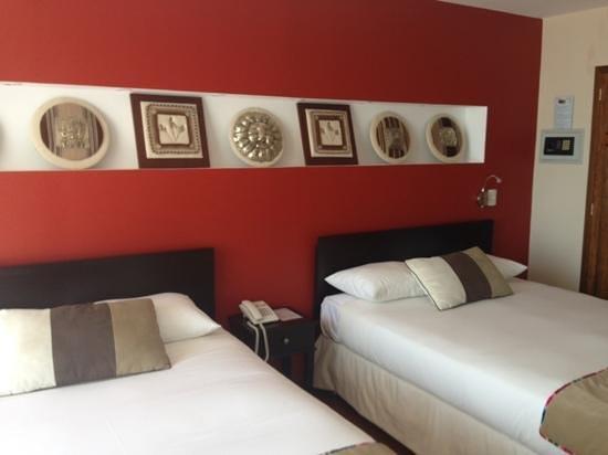 Hotel Rosario Lago Titicaca : Our room...