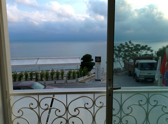 La Boutique Hotel Antalya : The View... Not SO fabulous