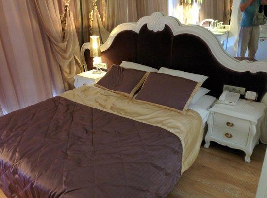 La Boutique Hotel Antalya : The room