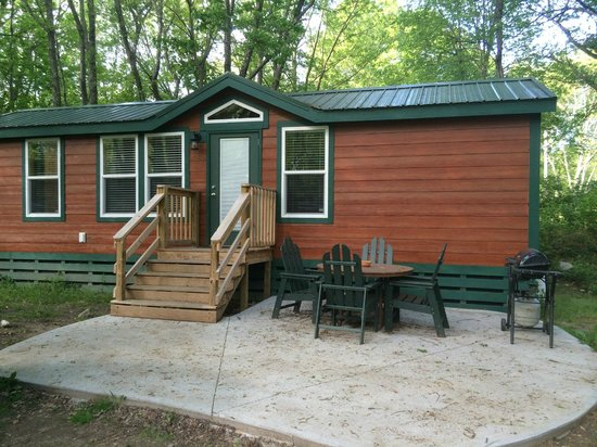 Deluxe Cabin 16 Picture Of Boston Cape Cod Koa