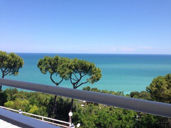 Terrazzamare restaurant : Vista dalla terrazza!!!!