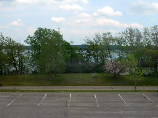 Country Inn Walker : View from the room of Leech Lake