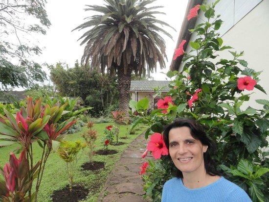 O'tai Hotel: Muitas flores