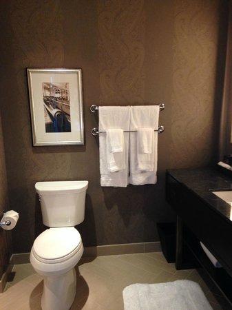 Omni Nashville Hotel: bathroom