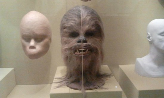 Museum of the Moving Image : From Star Wars
