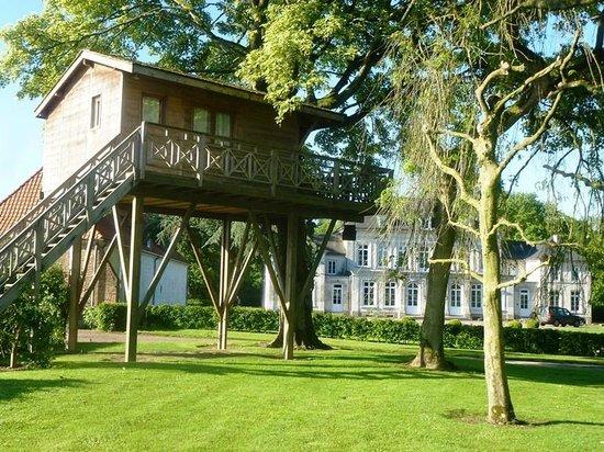 La Cour de Remi : The tree house room