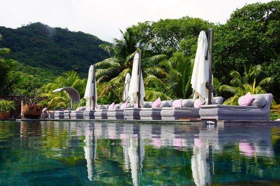 great pool picture of le domaine de lorangeraie resort