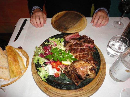 Steak picture of la cucina del garga florence - La cucina del garga ...