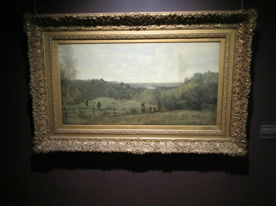 Royal Museums of Fine Arts of Belgium: some of the more interersting almost impressionist art