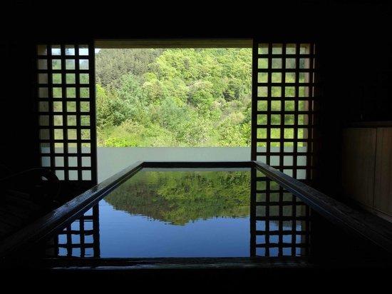 Tobira Onsen Myojinkan: notre onsen privé