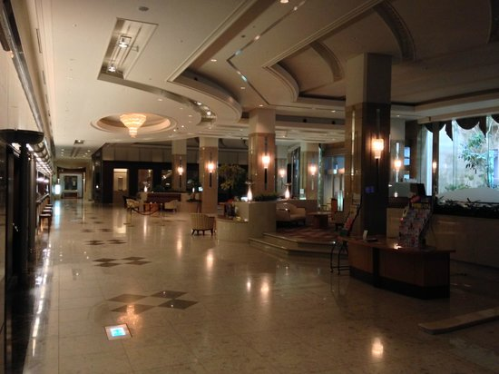 Hotel Nikko Kansai Airport: Lobby