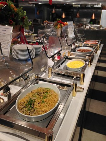 Hotel Nikko Kansai Airport: Breakfast buffet