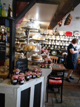 Emilys: What more could you ask for in a country tea room