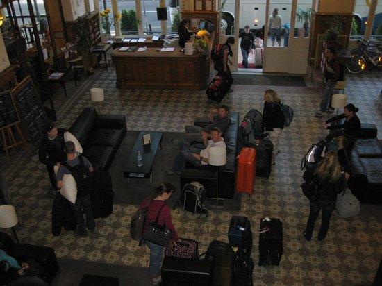 Hotel Soleil Terminus: Lobby