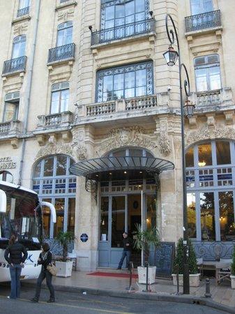 Hotel Soleil Terminus: Fachada