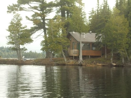 Camp Anjigami : Outpost Cabin