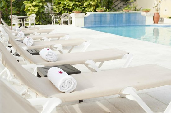 San Ignacio Resort Hotel: Perfect pool ...