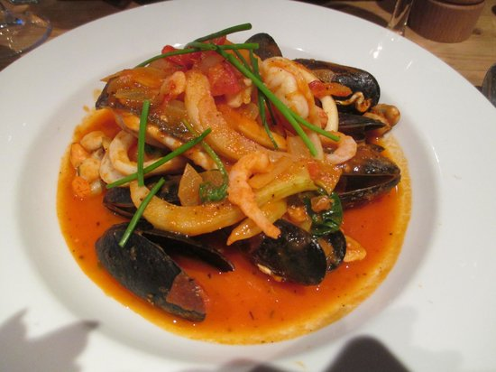 L'anatra Italian Kitchen: Delicious fish stew