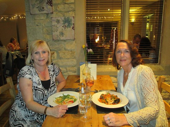L'anatra Italian Kitchen: A fab meal in a great environment