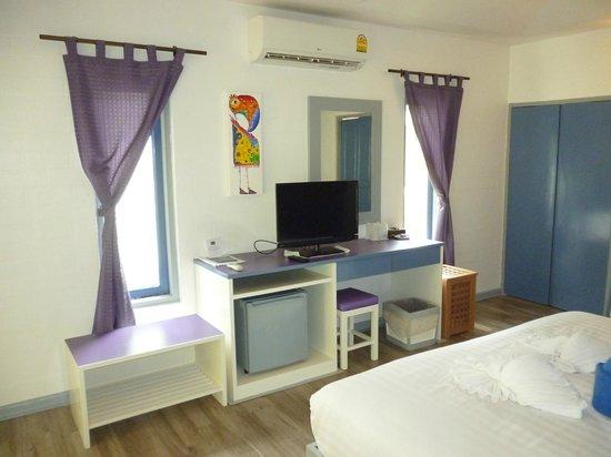Soontreeya Lanta: room