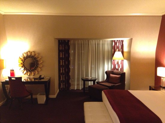 InterContinental Montreal: Club intercontinental king room 2512