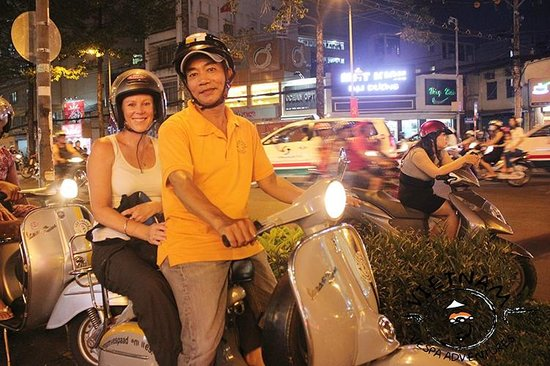 Vespa Adventures: safe hands with experienced riders