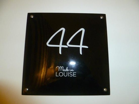Made in Louise: Room 44 was mine!!